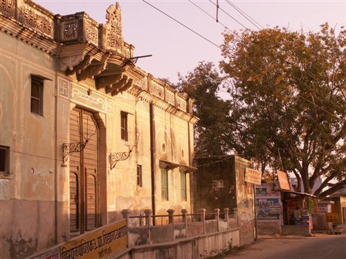 Haveli in Mandawa