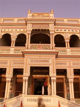 Heritage Mandawa Hotel
