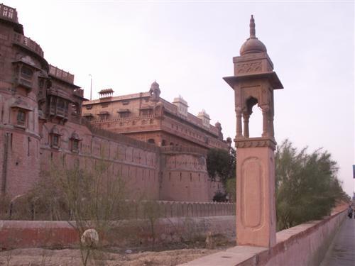Fort Janagarh