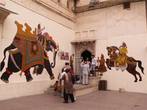 Udaipur Palast