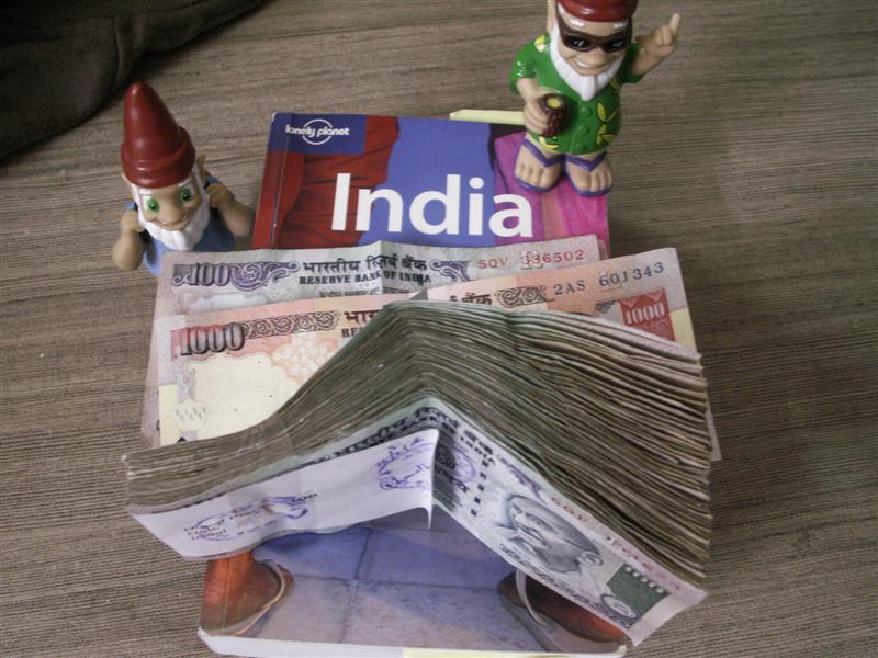Geld in Indien