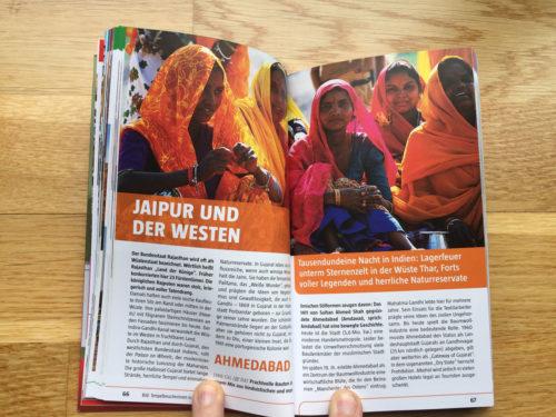 Jaipur und der Westen im Marco Polo Reiseführer.