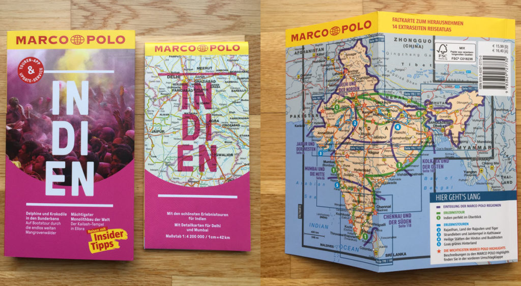 Reiseführer Marco Polo Indien