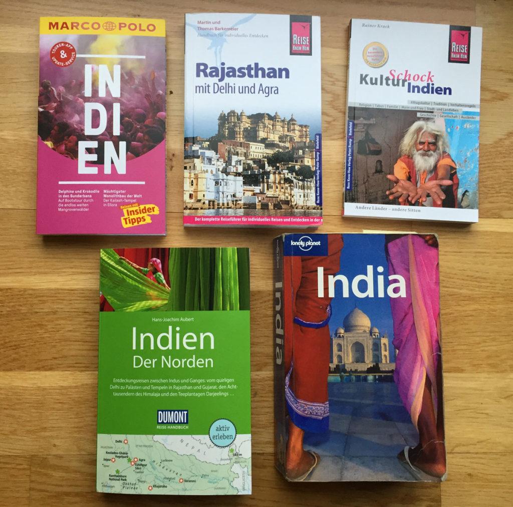 Welcher ist der beste Reiseführer für Rajasthan?
