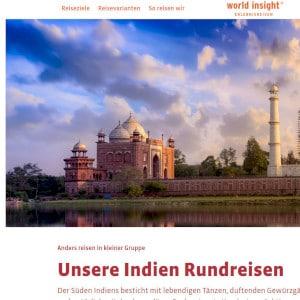 World Insights Reisen